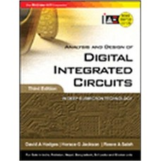 Analysis And Design Integrated Circuits, 3Ed (Pb)