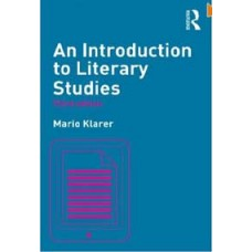 An Introduction To Literary Studies 3Ed