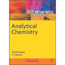 Analytical Chemistry [Paperback]