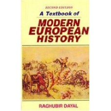 A Textbook Of Modern European History  (Paperback)