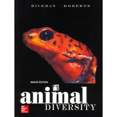 Animal Diversity Indian Edition (Pb)