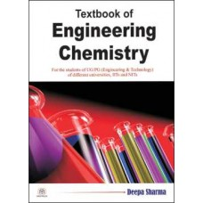 Textbook of Engineering Chemistry [Paperback]
