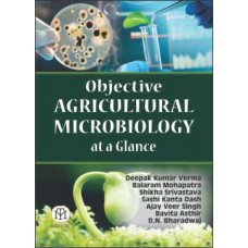 Objective Agricultural Microbiology at a Glance [Paperback]