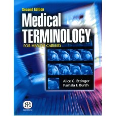 Medical Terminology for Health Careers [Paperback]