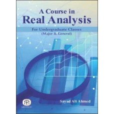 A Course in Real Analysis [Paperback]