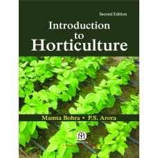 Introduction To Horticulture [Hardcover]