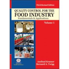 Quality Control For The Food Industry Fundamentals & Applications (vol.1)  (Paperback)