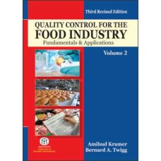 Quality Control For The Food Industry Fundamentals & Applications (vol.2)  (Paperback)