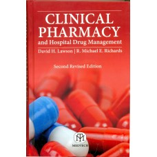 Clinical Pharmacy And Hospital Drug Management Second Revised Edition [Hardcover]