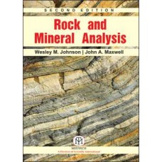 Rock and Mineral Analysis (Paperback)