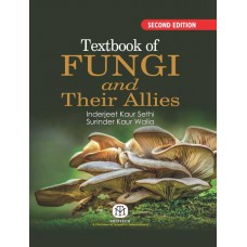 Textbook Of Fungi And Their Allies (Paperback)